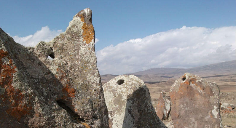 Армянский Стоунхендж - одна из старейших обсерваторий в мире