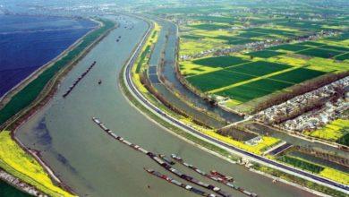 Великий канал в Китае