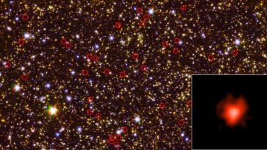 Древние галактики