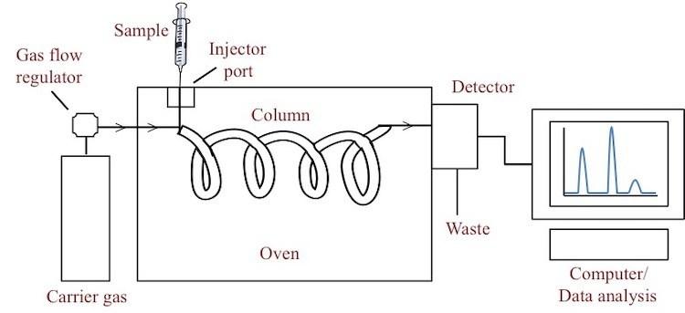 Что такое хроматография? Типы и  применения