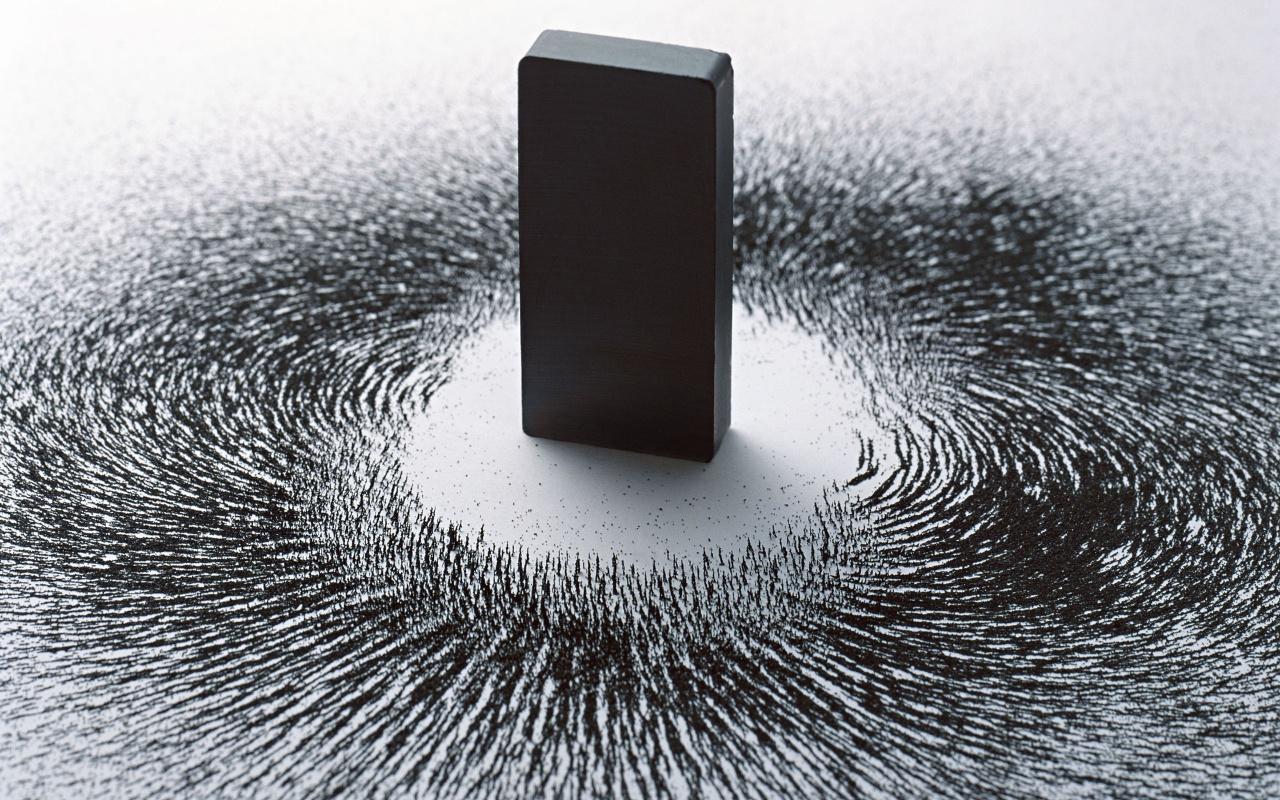 3 разных типа магнитов и их применение