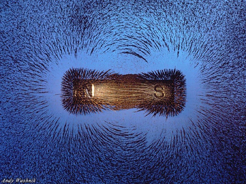 магнитное поле картинки фото выглядела