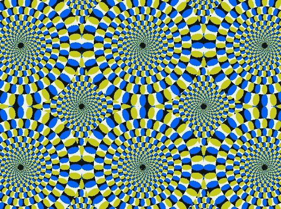26 оптических иллюзий, которые вас удивят
