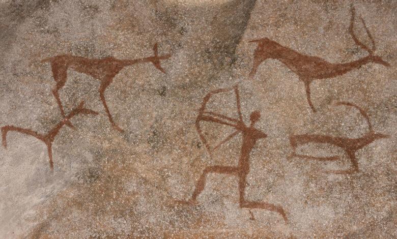 Как прекрасно сохранились древние наскальные рисунки?