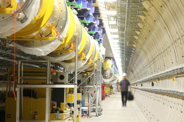Ядерный синтез благодаря мощным лазерам