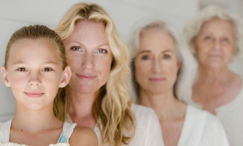Почему некоторые люди больше похожи на своих бабушек и дедушек?