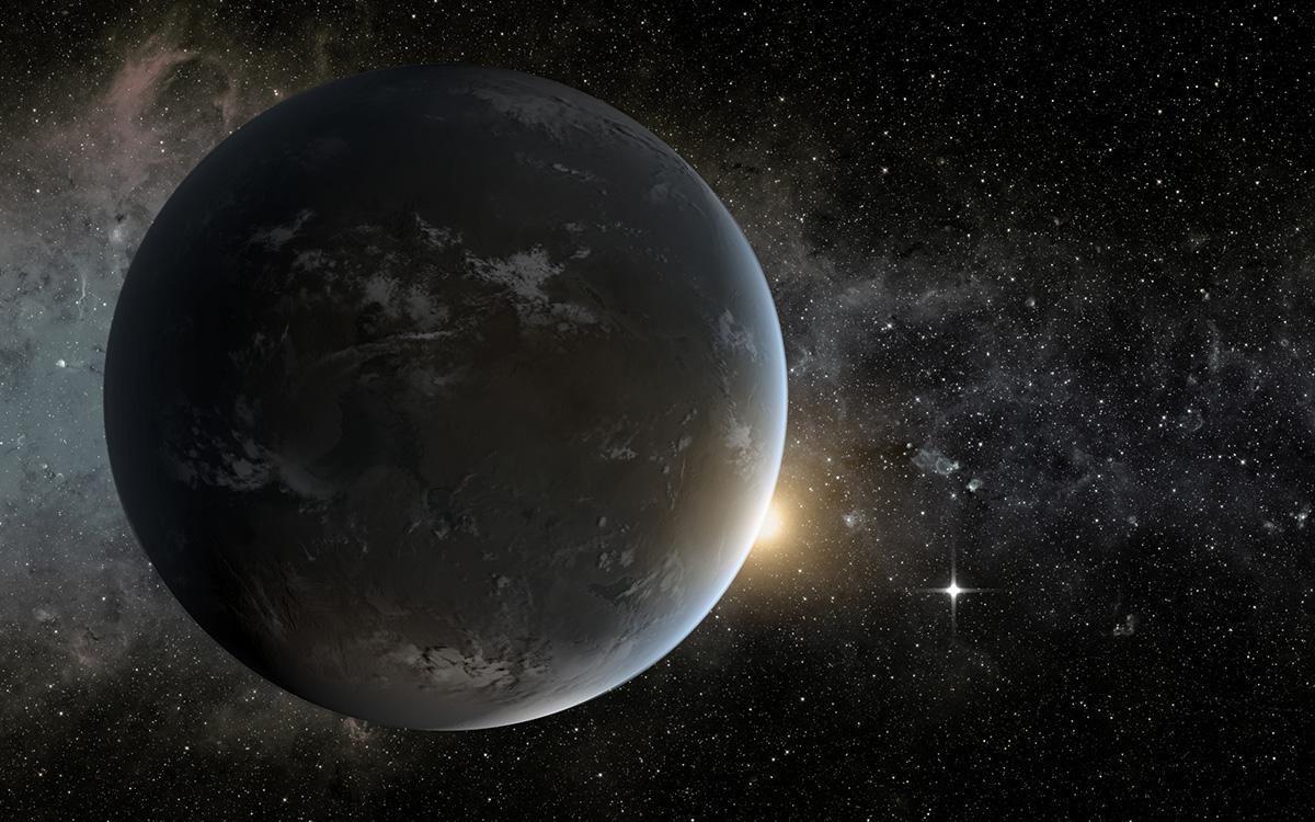 Космические путешествия в поисках планет земного типа
