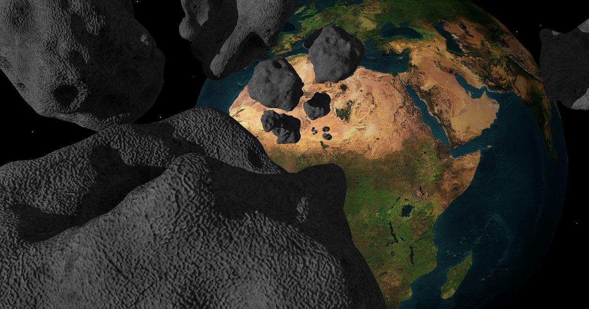 13 000 лет назад осколок кометы врезался в одну из первых человеческих деревень