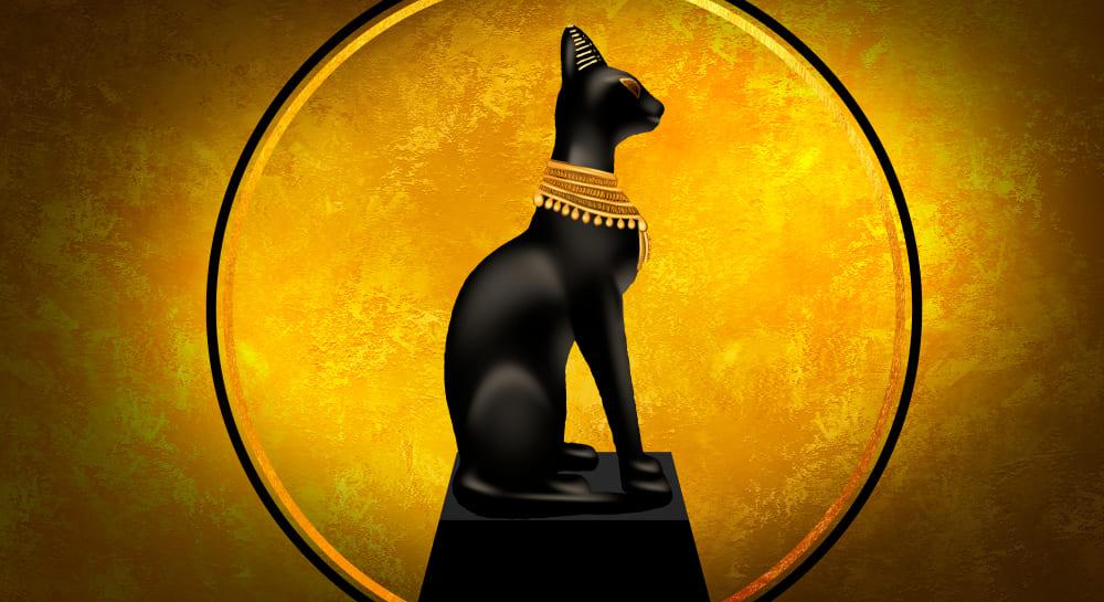 Какое любимое животное в египте