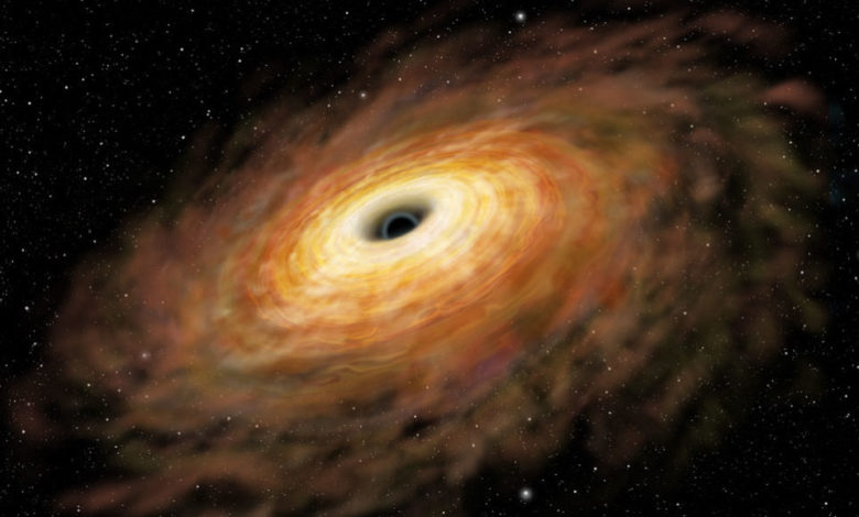 Что такое «скрытые» черные дыры?
