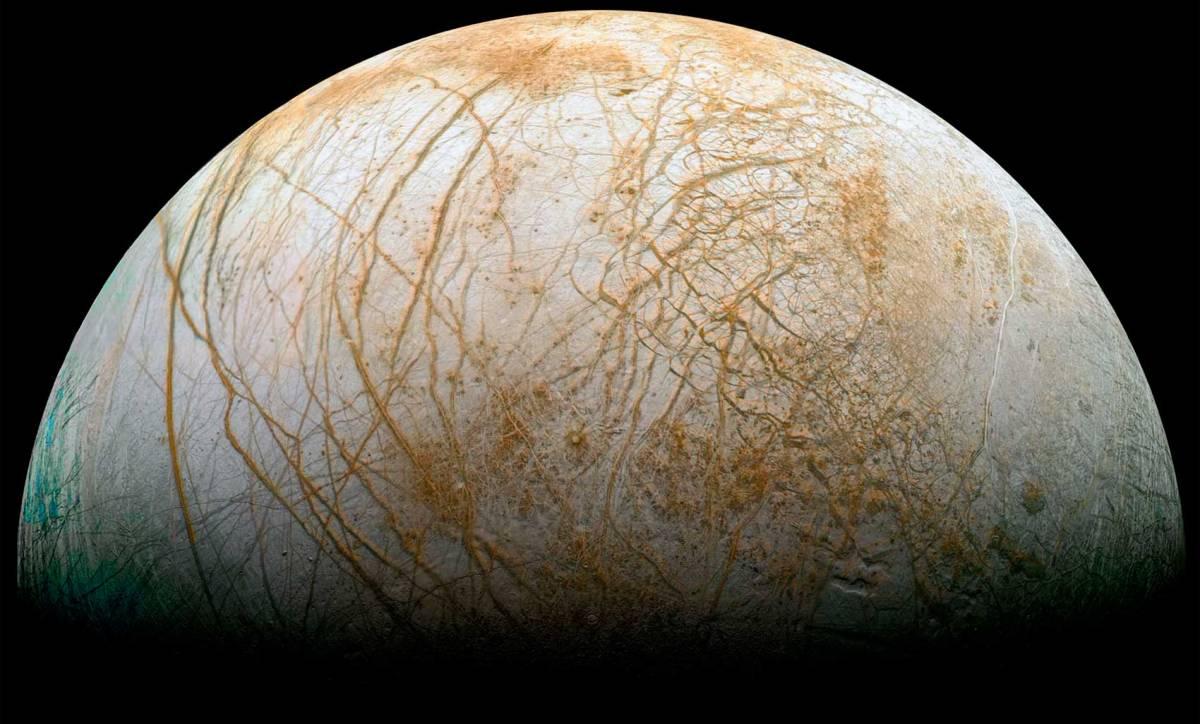 Неужели в океане Европы, спутник Юпитера, укрывалась жизнь?