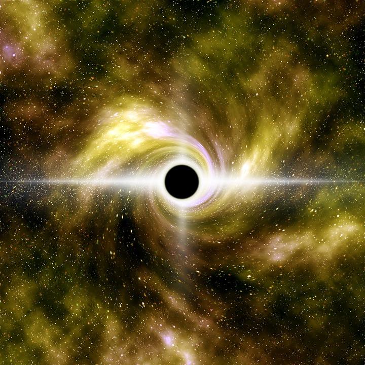 Как создаются черные дыры