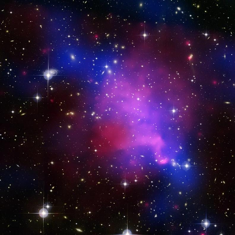Темной материи не существует