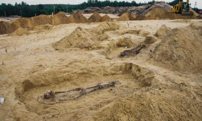 Польша: открытие огромного детского кладбища XVI века