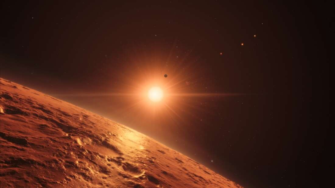 Сколько пригодных для жизни планет может поддерживать одна звезда?
