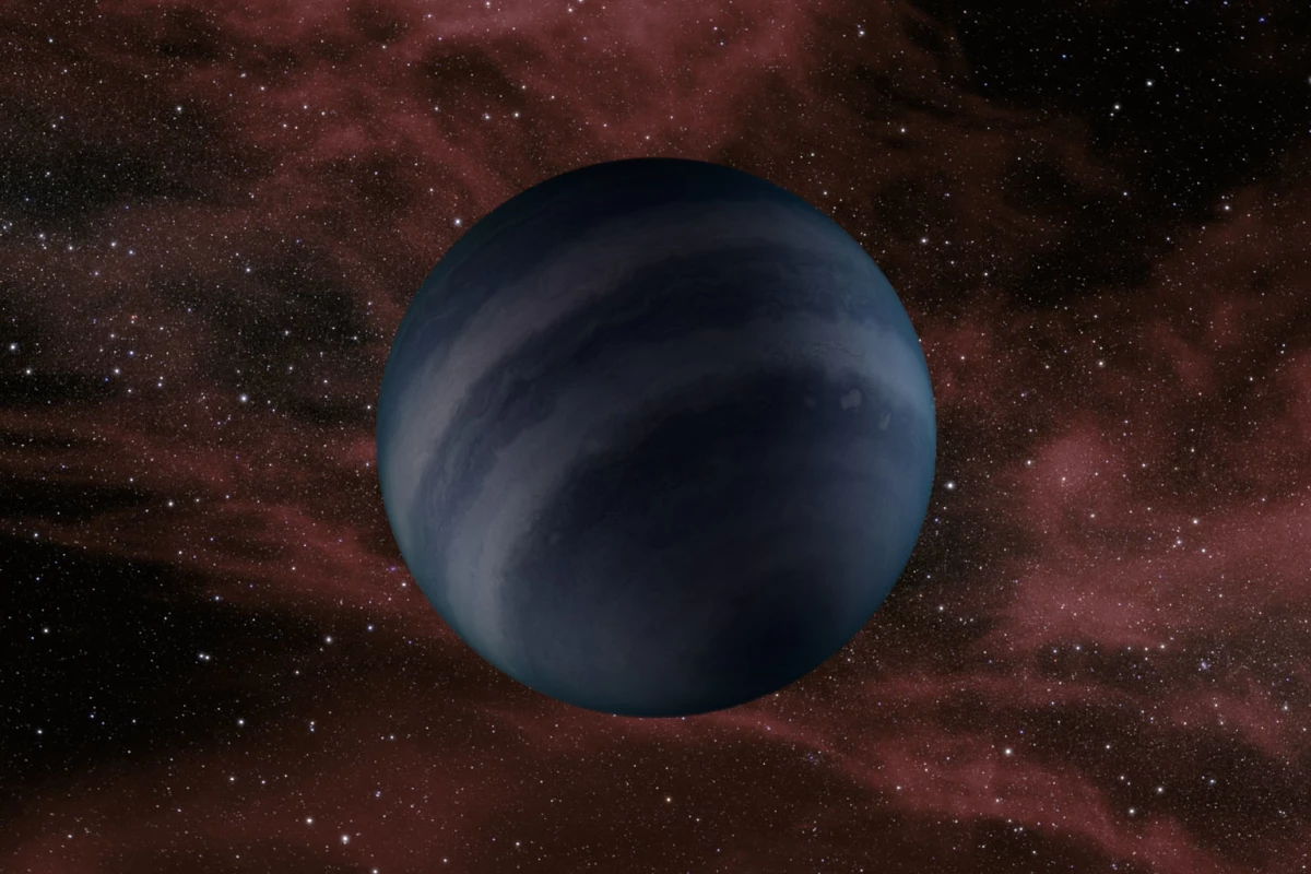 Черный карлик звезда