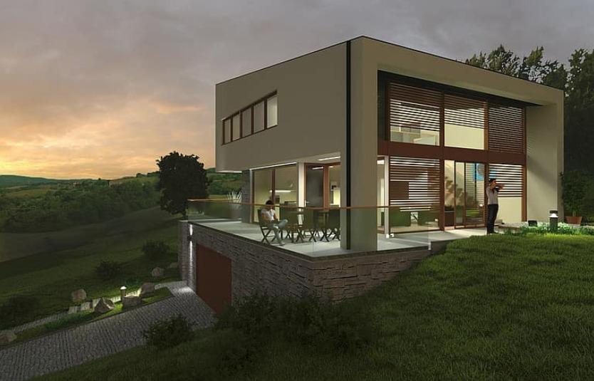 Этот процесс 3D-печати позволяет строить дома из местного грунта!