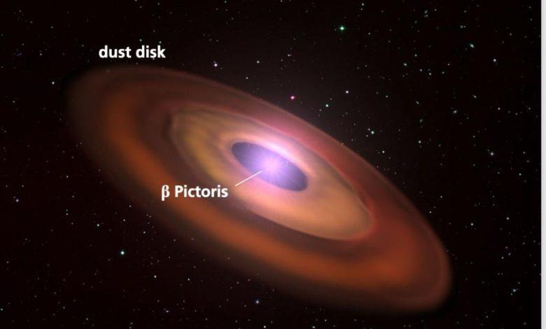 Астрономы сфотографировали экзопланету в 63 световых годах от нас